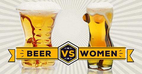 15 lý do hài hước chứng minh Bia tốt hơn Phụ Nữ