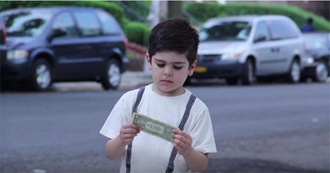 Với 1 dollar, những đứa trẻ sẽ khiến bạn bất ngờ