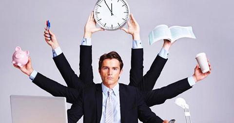Bản chất của hiệu suất và quản lý thời gian.