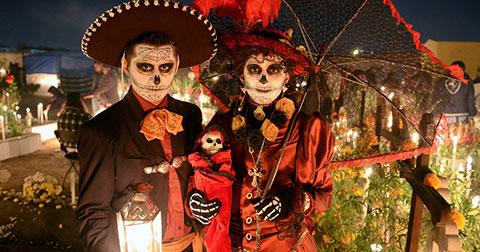 Những ngày hội Halloween đình đám trên thế giới