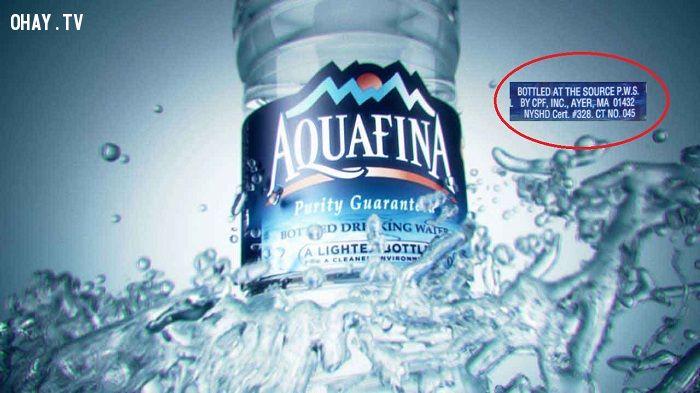 ảnh aquafina,nước khoáng đóng chai,nước khoáng