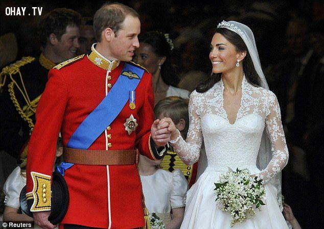 Nếu đây là của Hoàng tử William and Công nương Kate