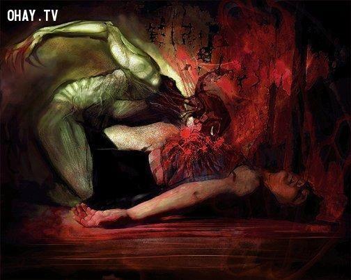 ảnh truyền thuyết philippines,ma quỷ,những loài quỷ,kinh dị