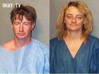 ảnh cặp đôi giết người,tội phạm