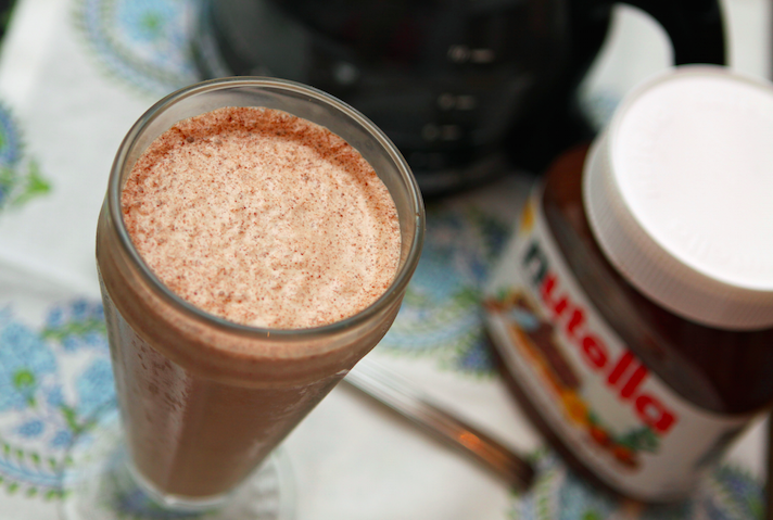 ảnh cà phê,mật ong,bạc hà,nutella,cacao