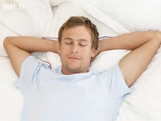 ảnh trắc nghiệm tính cách,tư thế ngủ