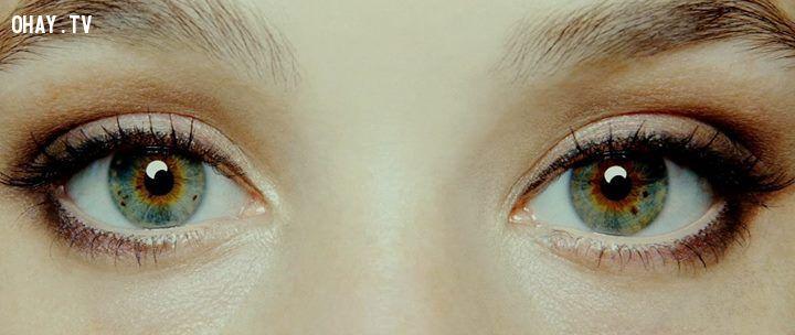 ảnh đôi mắt,mắt gây ám ảnh,ám ảnh,cửa sổ tâm hồn
