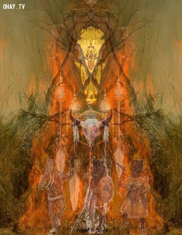 Lễ samhain cổ xưa