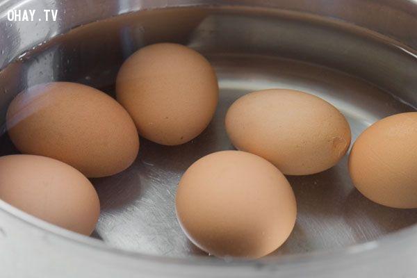 ảnh luộc trứng,sai lầm
