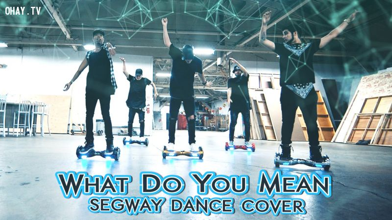 ảnh What do you mean cover,segway