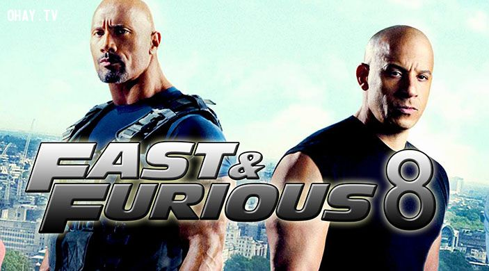 ảnh fast and furious 8,Vin Diesel