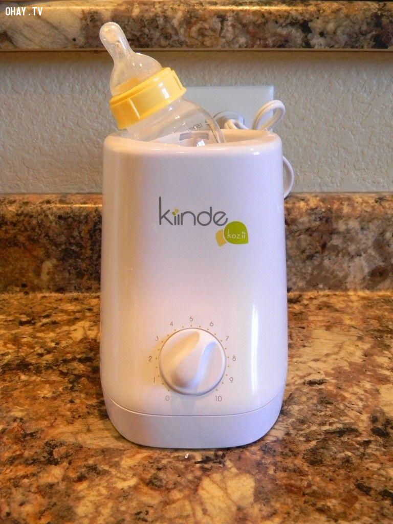 10 vật dụng hữu ích giúp bạn chăm sóc trẻ sơ sinh dễ dàng hơn