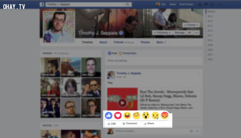 ảnh facebook dislike,facebook