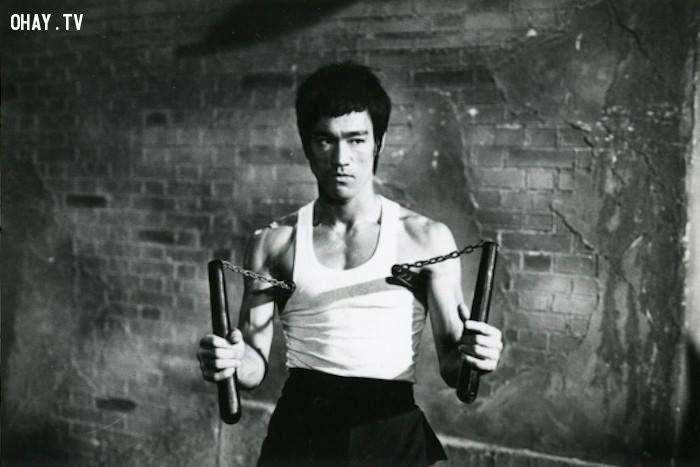 ảnh lý tiểu long,kỷ lục thế giới,võ thuật