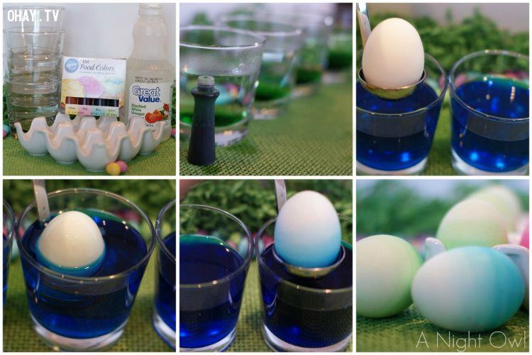 ảnh mẹo luộc trứng,luộc trứng,trứng luộc