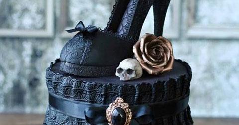 Những chiếc bánh cưới tuyệt đẹp mang phong cách Steampunk