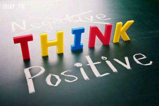 ảnh suy nghĩ tích cực,nghĩ tích cực,sống tích cực