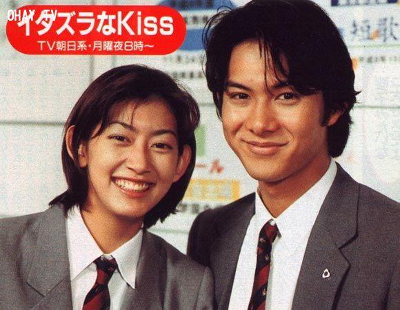 Nụ hôn định mệnh phiên bản đầu tiên đã từng kiến giới trẻ say mê năm 1996