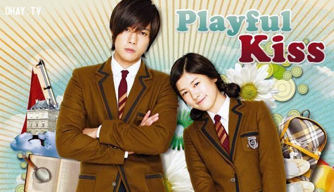 Playful Kiss - Nụ hôn định mệnh phiên bản Hàn siêu lãng mạn