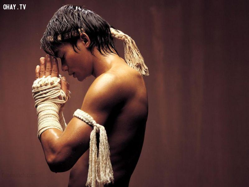 Tony Jar, Võ Sĩ, Tinh thần võ sĩ, Muay Thai
