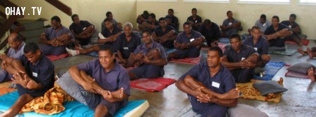 9 cách thức phổ biến nhất giúp tù nhân giảm án được thực hiện trên toàn thế giới
