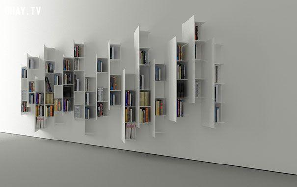 Nhìn từ góc này lại thấy sách
