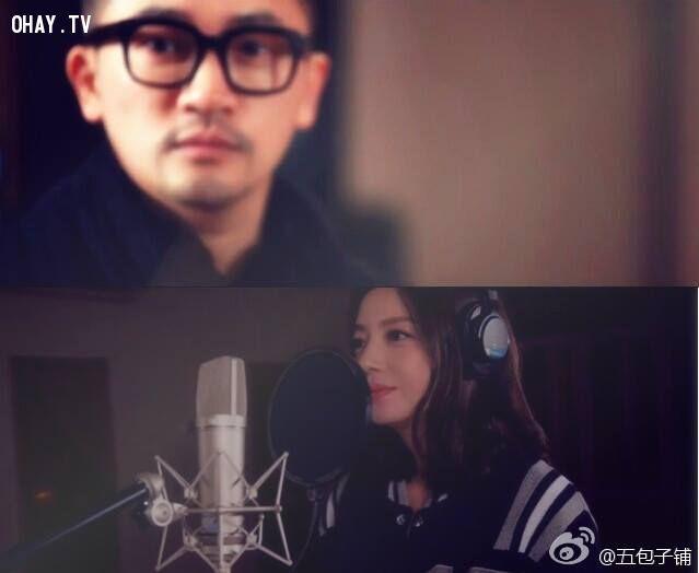 Triệu vy góp sức ủng hộ bộ phim đầu tay của người bạn thân Tô Hữu Bằng