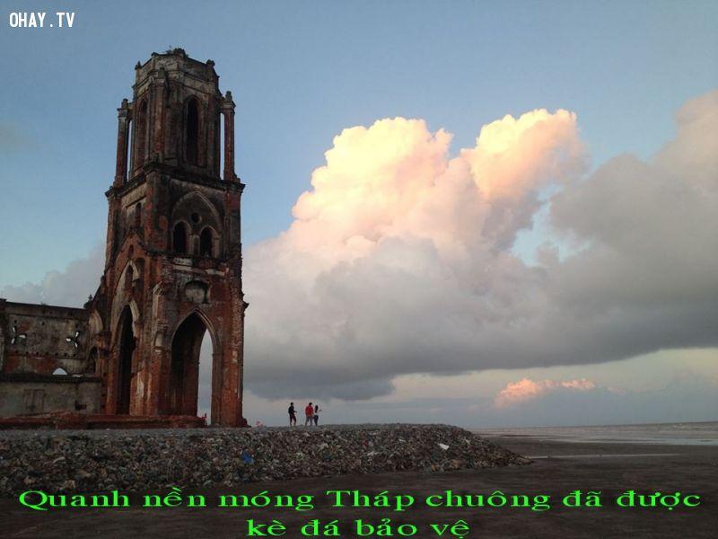 ảnh tháp chuông