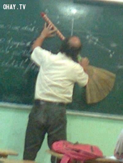 những khoảnh khắc bá đạo của thầy cô giáo, ngày nhà giáo Việt Nam, học sinh, sinh viên, lòng biết ơn