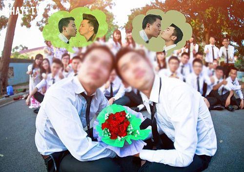 Bật cười sảng khoái với chùm ảnh kỷ yếu độc đáo của sinh viên cả nước