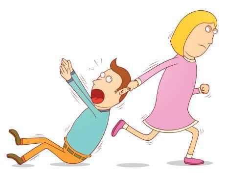 ảnh đoạn thoại vui giữa vợ và chồng,đối đáp thông minh,vợ chồng