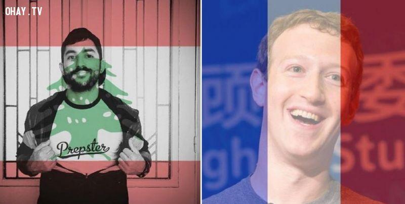 ảnh facebook,Mark Zuckerberg,khủng bố Paris,đánh bom,Safety Check,khủng bố,Syria