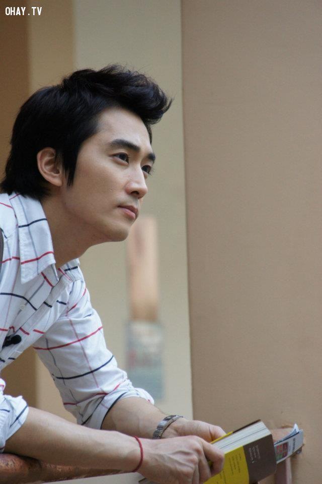 Song Seung Hun tuyên truyền phim Công chúa của tôi ở Việt Nam