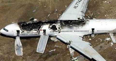 Sự trùng hợp kinh hoàng của 4 chiếc máy bay rơi vào ngày 31/10
