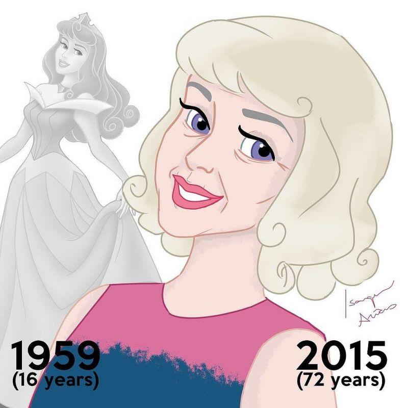 ảnh công chúa Disney,disney