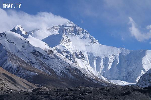 Nơi cao nhất trên Trái Đất