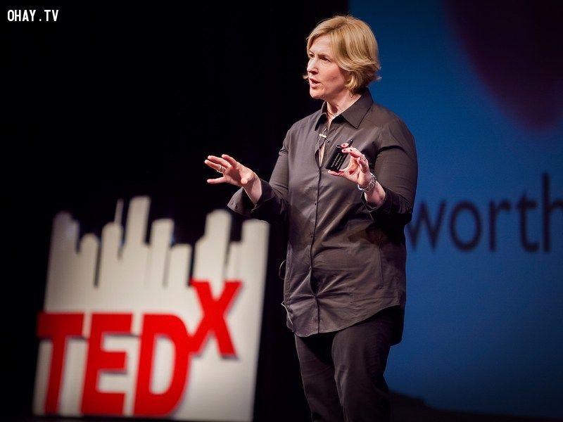 8 bài nói chuyện TED giúp cuộc sống của bạn tốt đẹp hơn