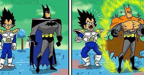 Những mẩu chuyện về sự bá đạo của anh Batman
