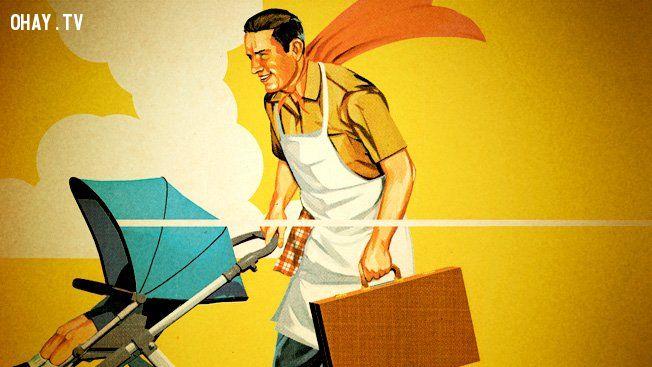 9 điều tuyệt vời về bố khiến chúng ta tự hào và hạnh phúc