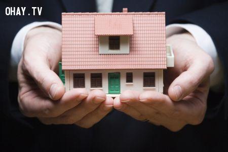 mua nhà lấy vợ