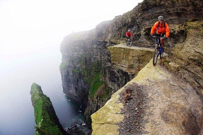 ảnh du lịch mạo hiểm,can đảm,nguy hiểm