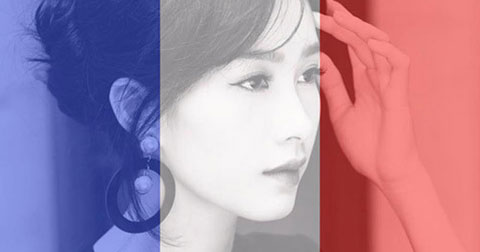 Hướng tới Paris - Sao Việt đồng loạt đổi ảnh Facebook