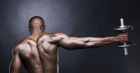 9 lý do đàn ông nên tập tạ.