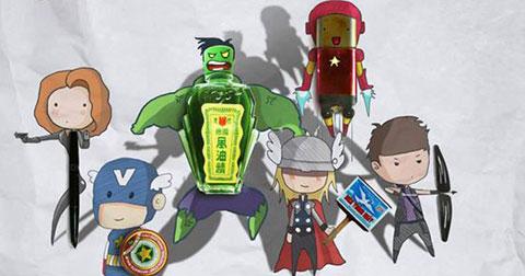 Biệt đội Siêu anh hùng Avengers phiên bản Việt Nam - gợi nhắc một thời bao cấp đã qua