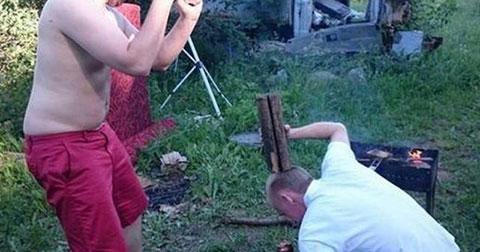 22 hình ảnh hài hước chứng minh đàn ông chết sớm hơn phụ nữ - P2