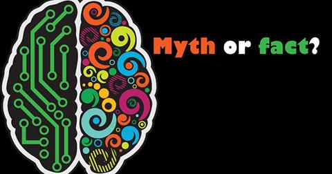 6 ngộ nhận và niềm tin sai lầm về bộ não mà có thể bạn cũng mắc phải