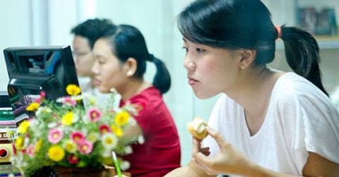 5 cách để tránh ăn vô thức