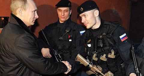 Putin: Tha thứ cho khủng bố hay không là việc của Chúa nhưng...