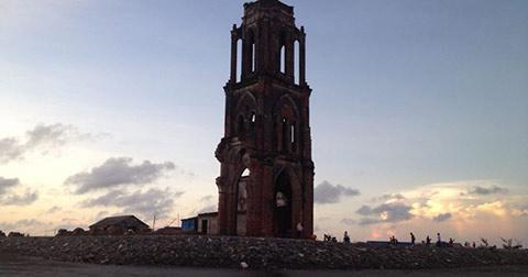 Tháp Chuông - Chứng tích biến đổi khí hậu độc nhất ở Việt Nam