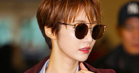 """Mặc đẹp cùng cô nàng Min Ha Ri của \""""She Was Pretty\""""."""